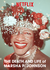 The Death and Life of Marsha P. Johnson Netflix BR (Brazil)